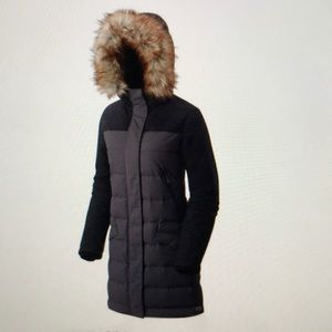ab20efa7c Sorel Tivoli Wool Down Jacket NWT